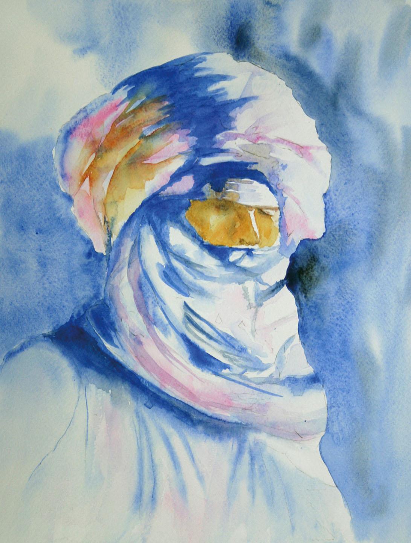 Les diff rents pinceaux aquarelle peintre amateur for Different type de peinture